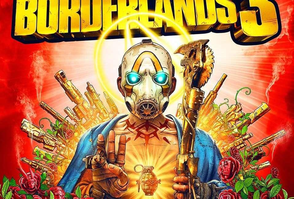 Ujawnione okładki Borderlands 3 mogą okazać się dla wielu niestosowne
