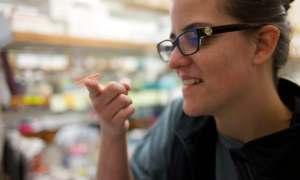 Zobaczcie pierwszą na świecie zmodyfikowaną genetycznie jaszczurkę