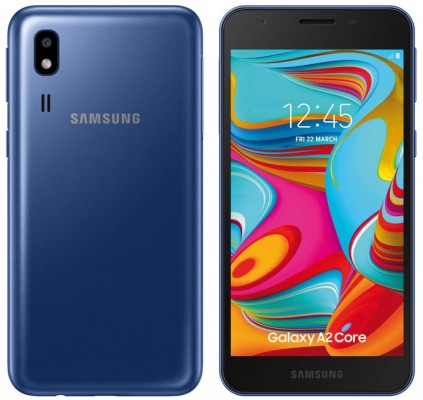 Galaxy A2 Core, samsung Galaxy A2 Core, cena Galaxy A2 Core, pieniądze Galaxy A2 Core, specyfikacja Galaxy A2 Core,