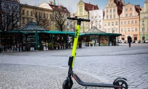 Hulajnogi Hive trafiają do Wrocławia
