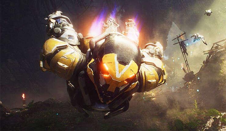 Prace nad Anthem nie trwały nawet 12 miesięcy, czyli kulisy pracy BioWare
