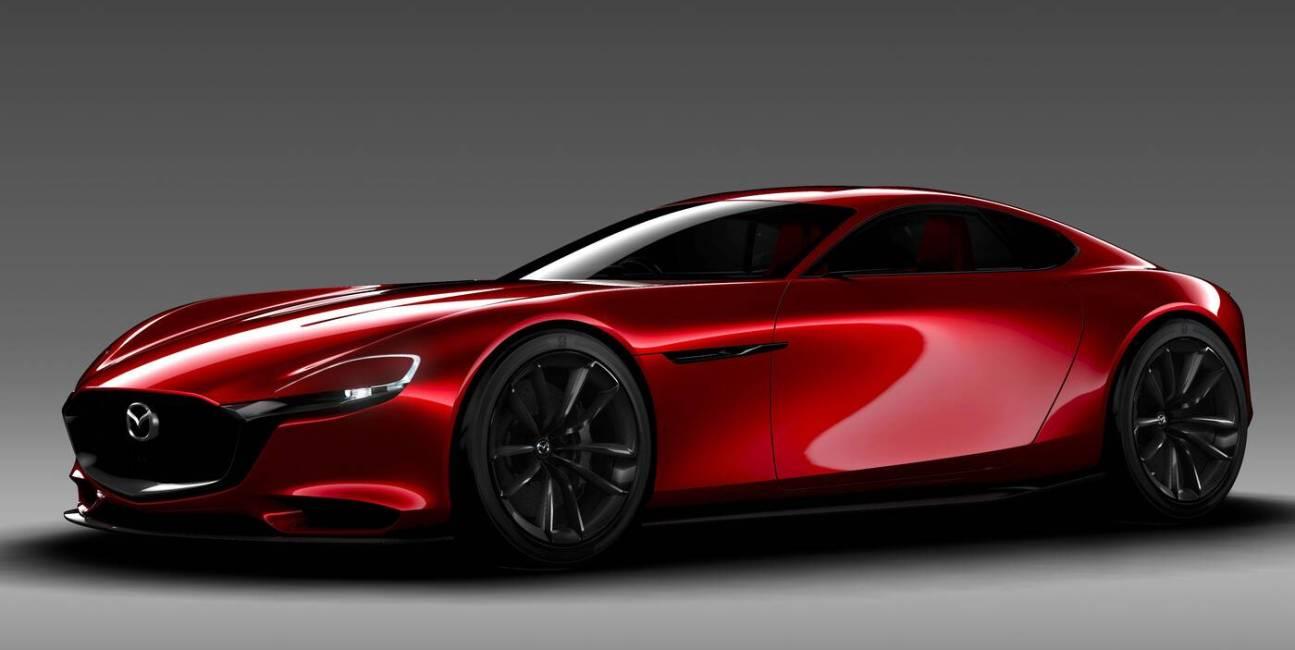 Mazda pracuje obecnie nad nowym silnikiem R6