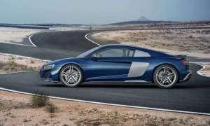Następne Audi R8 elektrycznym supersamochodem?