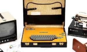 Komputer Apple-1 z 1976 roku sprzeda się zapewne za majątek