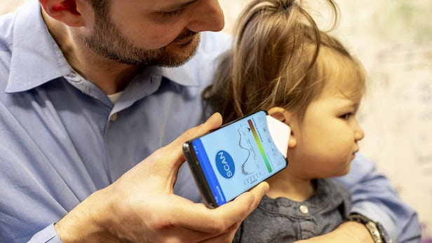 aplikacja, ucho aplikacja, infekcja ucha aplikacja, badanie ucha aplikacja,