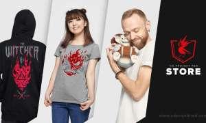 Start CD Projekt Red Store – figurki, koszulki i pluszaki od polskiego studia