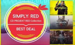 Kolekcja wszystkich gier CD Projekt Red do zgarnięcia z mniej niż trzy stówy