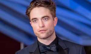 Robert Pattinson został nowym Batmanem