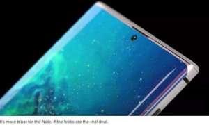 Galaxy Note 10 pojawił się w Geekbench