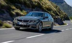 BMW serii 3 w wydaniu Touring, czyli kombi w akcji