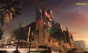 Cyberpunk 2077 w 4K na Xbox One X, ale na dysku zaszaleje