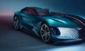 Nie obrażę się, jeśli samochody przyszłości będą przypominać X E-Tense