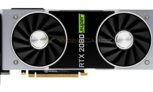 Specyfikacja GeForce RTX 2000 SUPER