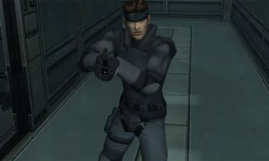 Remaster remake'u Metal Gear Solid – GameCube w 4K