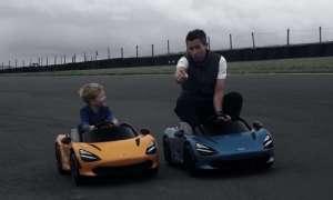McLaren stworzył miniaturę 720S dla dzieci