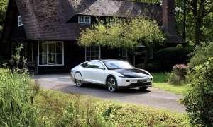 Solarny samochód elektryczny One od Lightyear