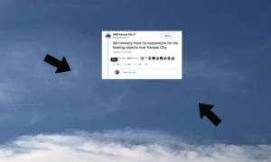 DARPA wystrzeliła kilka balonów, a ludzie zaczęli masowo widzieć UFO