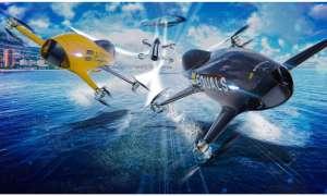 Wyścigi latających samochodów. Airspeeder nie jest żartem