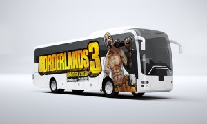 Pojedź za darmo autobusem Borderlands 3 na Pol'and'Rock Festival 2019