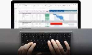 Klawiatura Click&Touch ukrywa gładzik w klawiszach