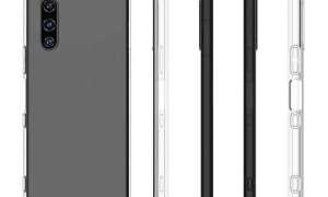 Rendery etui na Sony Xperia 2