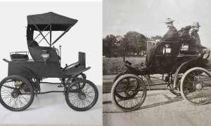 Elektryczny samochód Riker Electric z 1898 roku trafi na aukcję
