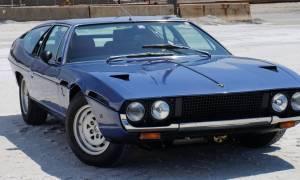 Lamborghini Espada 1975 jest idealny na wakacyjne wypady