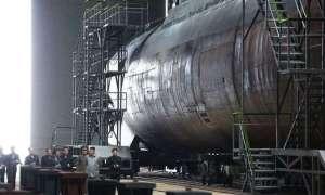 Szczegóły o okręcie podwodnym obejrzanym przez Kim Jong-una