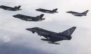 Nawet hala produkcyjna myśliwca F-35 jest kawałem technologii