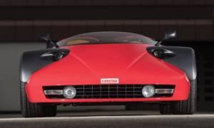 Bazujący na Ferrari 328 model Conciso zrzucił kilogramy na rzecz wyglądu dziobaka