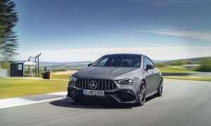 Szczegóły o Mercedes-AMG CLA 45 2020