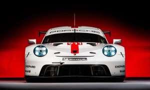 Wyścigowy Porsche 911 RSR powraca w wielkim stylu