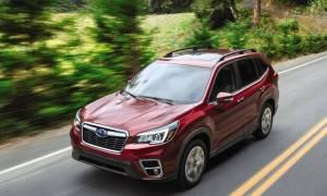 Nowszy i jeszcze bezpieczniejszy Subaru Forester 2020