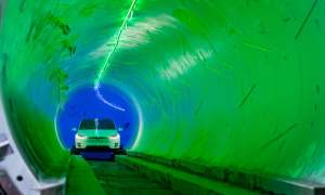 Elon Musk przenosi swoje tunelowe ambicje na teren Chin