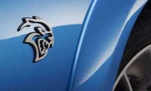 Rocznicowy Charger SRT Hellcat dostanie mały zastrzyk mocy
