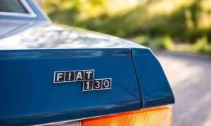 Fiat 130 Coupe sprzed pół wieku miał klasę i to tą od Pininfarina