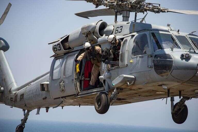 Marynarka USA ma dobry powód do komunikowania się sposobem z II WŚ