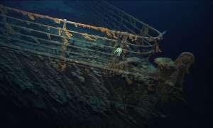 Titanic marnieje z roku na rok i wreszcie zniknie