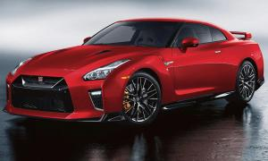 Nissan GT-R 2020 z ulepszeniami podwozia i układu napędowego