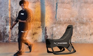 Oto gamingowy fotel prosto od Puma i Playseat