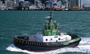 Złożono pierwsze zamówienie na elektryczny holownik morski