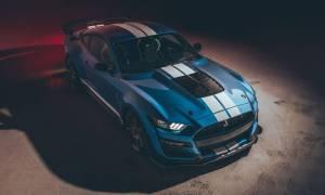 Shelby GT500 2020 zalicza test 0-100-0 w 10,6 sekundy