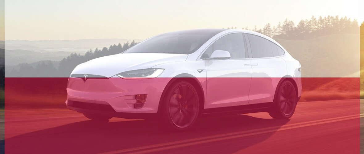 Samochody Tesli kupicie już oficjalnie w Polsce