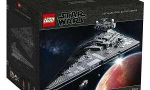 Gwiezdny Niszczyciel ze Star Wars rekordowym zestawem LEGO