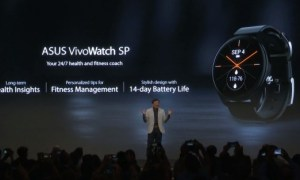 Asus Vivowatch SP to najnowszy smartwatch z EKG