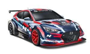 Hyundai zawalczy w ETCR 2020 elektrycznym Veloster N