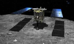 Hayabusa 2 wróci na Ziemie z próbką asteroidy