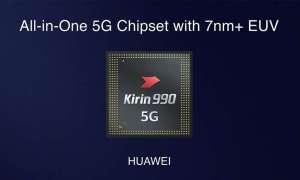 Huawei Mate 30 z Kirinem 990