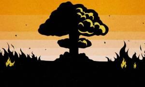 Mapa Morgantown w Fallout 76 Nuclear Winter