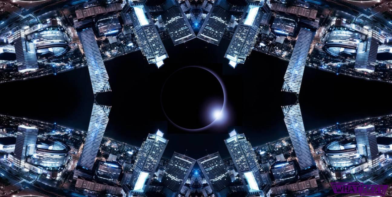 Wszechświat lustrzany